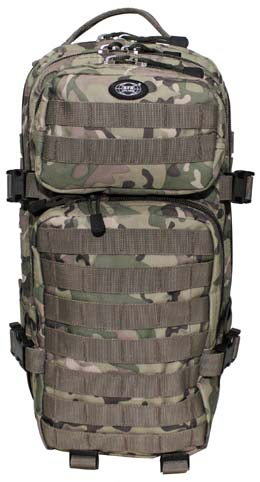 Batoh Assault Multicam 30L