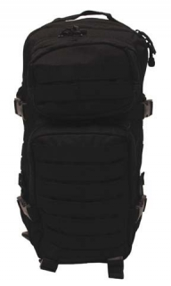 Batoh Assault Black 30L